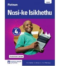 Platinum Nasi-ke Isikhethu Grade 4 Learner's Book (CAPS)