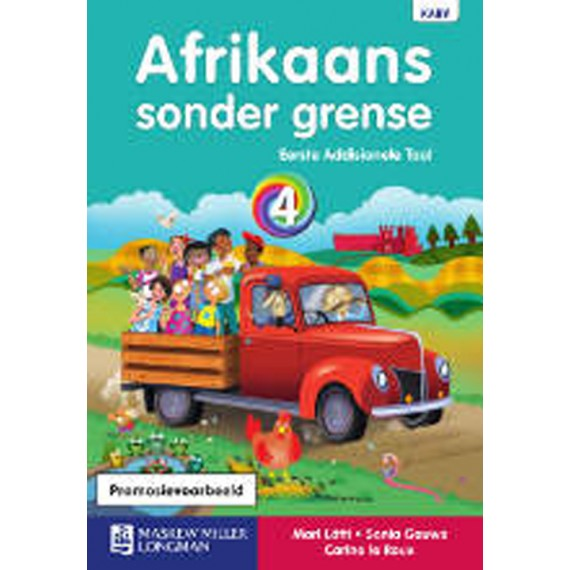 Afrikaans Sonder Grense Eerste Addisionele Taal Graad 4 Leerderboek (NKABV)