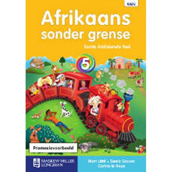 Afrikaans Sonder Grense Eerste Addisionele Taal Graad 5 Leerderboek (NKABV)