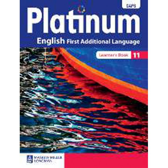 Platinum English First Additional Language Grade 11 Learner's Book (CAPS)