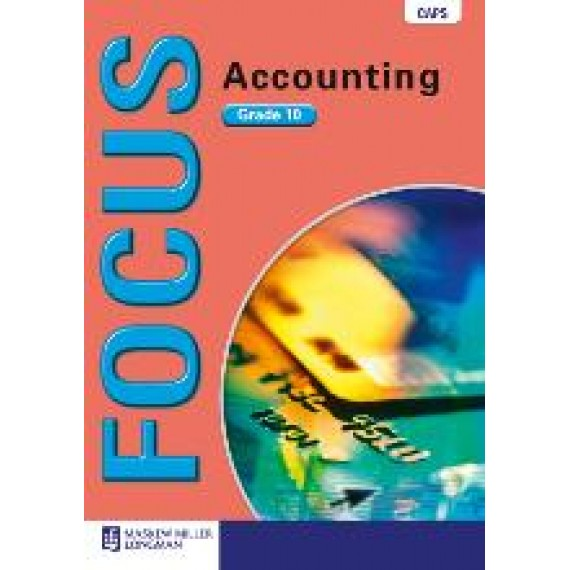 Focus Accounting Grade 10 Learner's Book