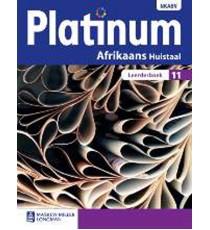 Platinum Afrikaans Huistaal Graad 11 Leerderboek