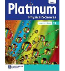 Platinum Physical Sciences Grade 11 Learner's Book (CAPS)