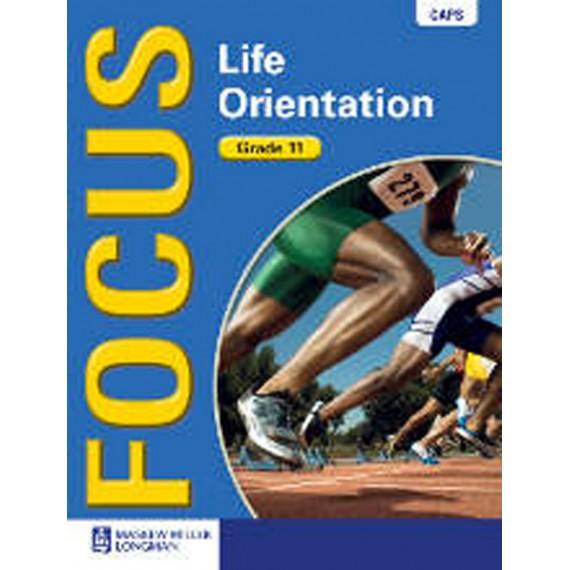 Focus Life Orientation Grade 11 Learner's Book (CAPS)