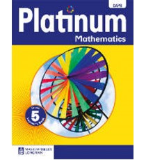 Platinum Mathematics Grade 5 Learner's Book (CAPS)