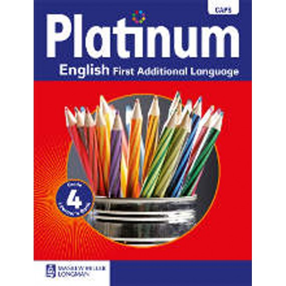 Platinum English First Additional Language Grade 4 Learner's Book (CAPS)