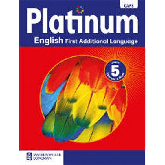 Platinum English First Additional Language Grade 5 Learner's Book (CAPS)