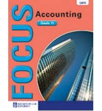 Focus Accounting Grade 11 Learner's Book (CAPS)