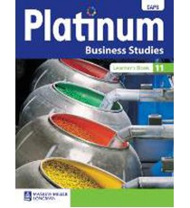 Platinum Business Studies Grade 11 Learner's Book (CAPS)