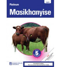 Platinum Masikhanyise Grade 5 Teacher's Guide (CAPS)