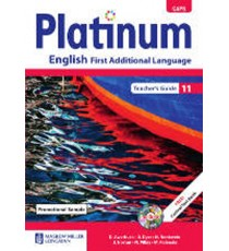 Platinum English First Additional Language Grade 11 Teacher's Guide (CAPS)