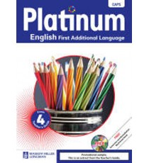 Platinum English First Additional Language Grade 4 Teacher's Guide (CAPS)