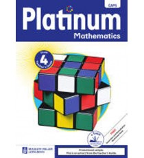 Platinum Mathematics Grade 4 Teacher's Guide (CAPS)
