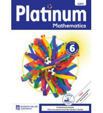 Platinum Mathematics Grade 6 Teacher's Guide (CAPS)