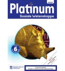 Platinum Sosiale Wetenskappe G6 Onderwysersgids (NKABV)