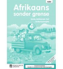 Afrikaans Sonder Grense Eerste Addisionele Taal Graad 4 Onderwysersgids (NKABV)