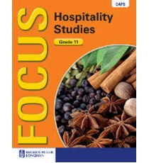 Focus Hospitality Studies Grade 11 Learner's Book (CAPS)