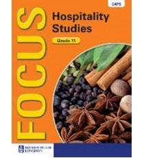 Focus Hospitality Studies Grade 11 Learner's Book (CAPS)