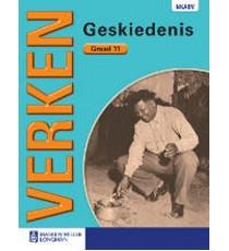 Verken Geskiedenis Graad 11 Leerderboek (NKABV)