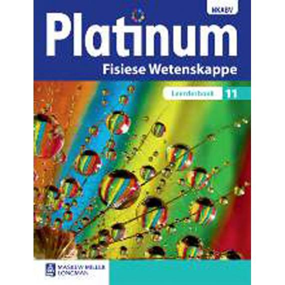 Platinum Fisiese Wetenskappe Graad 11 Leerderboek (NKAVB)