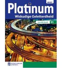 Platinum Wiskunde Geletterdheid Graad 11 Leerderboek (NKAVB)