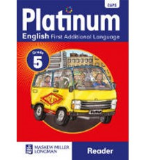 Platinum English First Additional Language Grade 4 Reader (CAPS)