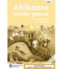 Afrikaans Sonder Grense Eerste Addisionele Taal Graad 5 Leesboek (Die Luiperd-Boek) (NKABV)