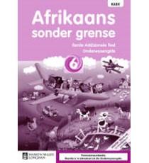 Afrikaans Sonder Grense Eerste Addisionele Taal Graad 6 Leesboek (Die Seekoei-Boek) (NKABV)