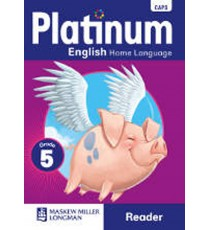 Platinum English Home Language Grade 5 Reader (CAPS)