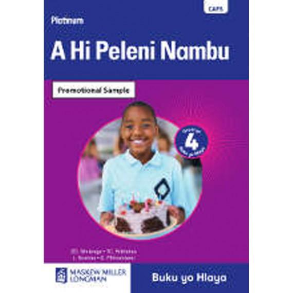Platinum A Hi Peleni Nambu Grade 4 Reader (CAPS)