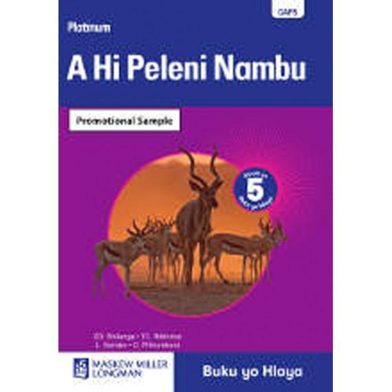 Platinum A Hi Peleni Nambu Grade 5 Reader (CAPS)