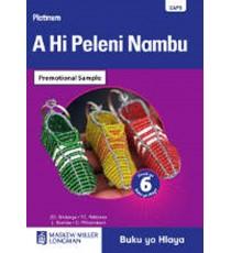 Platinum A Hi Peleni Nambu Grade 6 Reader (CAPS)