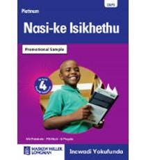 Platinum Nasi-ke Isikhethu Grade 4 Reader (CAPS)