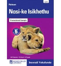 Platinum Nasi-ke Isikhethu Grade 5 Reader (CAPS)