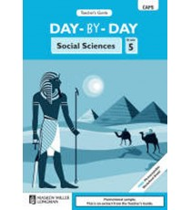 Day-by-Day Social Sciences Grade 5 Teacher's Guide (CAPS)