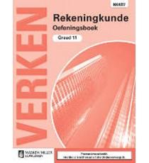 Verken Rekeningkunde Graad 11 Oefeningboek (NKABV)