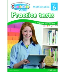 SMART-KIDS Practice Tests Maths GR 6