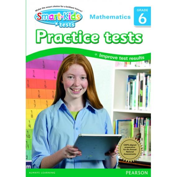 SMART-KIDS Practice Tests Maths GR 6