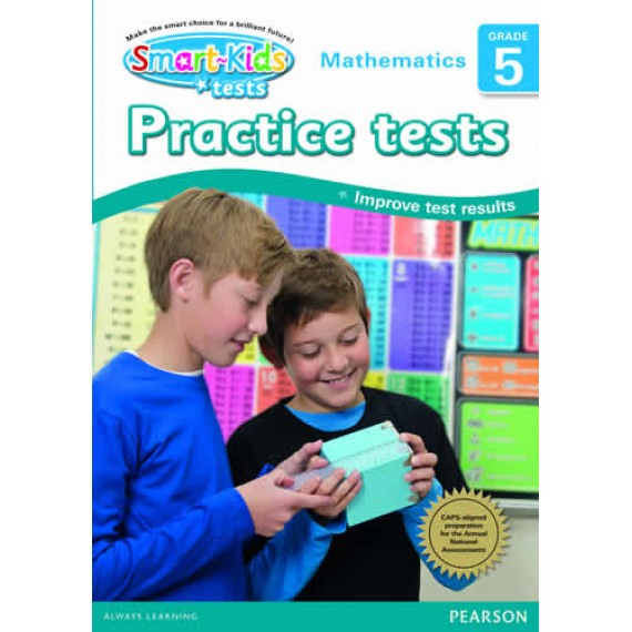SMART-KIDS Practice Tests Maths GR 5