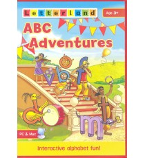 LETT ABC Adventures CD-ROM