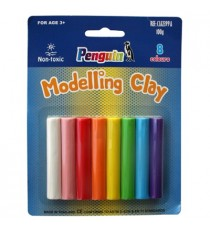 Penguin 100G x 8Pk Assorted Colours