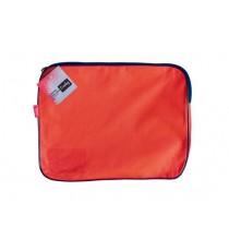 CROXLEY CANVAS GUSSTE BOOK BAG EACH RED
