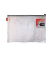 CROXLEY CLEAR PVC TRANSPARENT BOOK BAGS EACH (NEW)