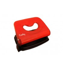 CROXLEY LIGHT DUTY PUNCH BLACK - RED 14PG