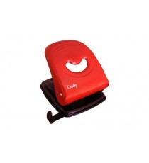 CROXLEY MEDIUM DUTY PUNCH BLACK - RED 30PG - METAL