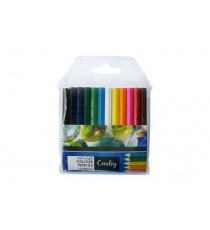 CROXLEY PENCIL CRAYONS, HALF LENGTH WALLET 12