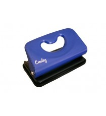 CROXLEY STUDENT PUNCH BLACK - BLUE 8PG
