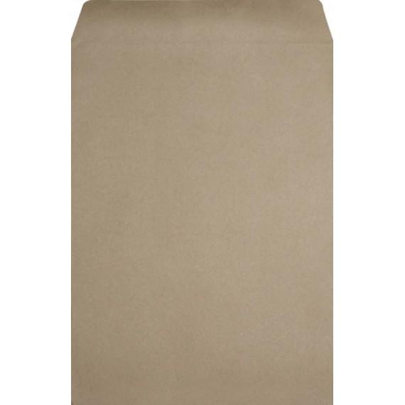 Marlin Envelopes C4 Pocket Brown Self Seal 250's