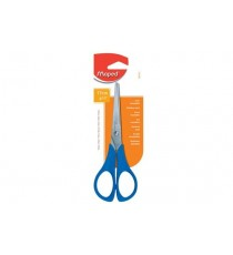 Maped Start 13cm Entry Level Blunt-nose Scissors (Card)