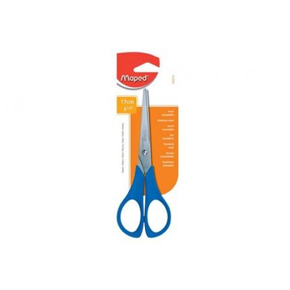 Maped Start 13cm Entry Level Blunt-nose Scissors (Card)